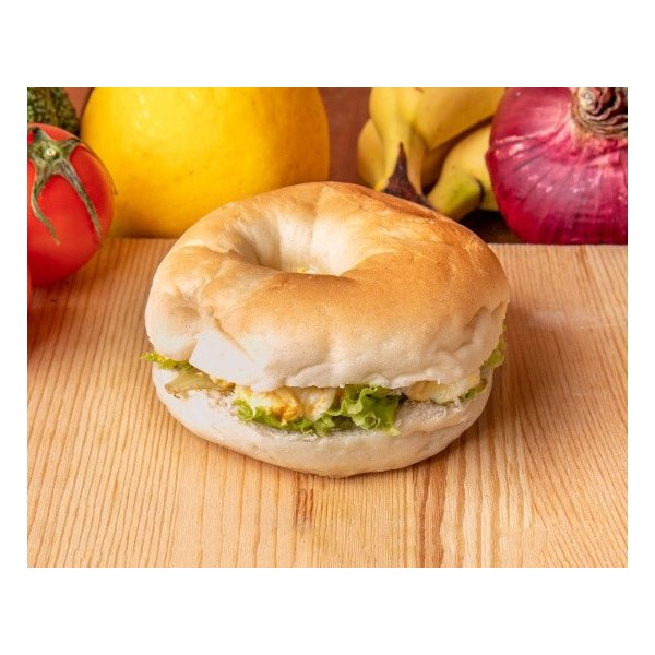【大好評】手作り 国産 こんにゃくベーグル 蒟蒻40%以上配合 低カロリー ダイエット カロリーオフ 選べる 4個セット|mikawaya-chana|02