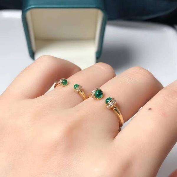 750 受注制作 18金ゴールド天然 A貨 丸コイン 翡翠 リング 指輪 ピンクゴールド ダイヤモンド ブレスレット ギフト お祝 お正月 母の日 プ