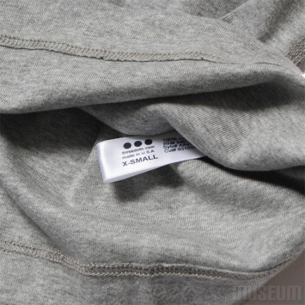 スリードッツ Three dots 7分袖 Uネック Tシャツ カットソー レディース ジェシカ AA4S041 mike-museum 07