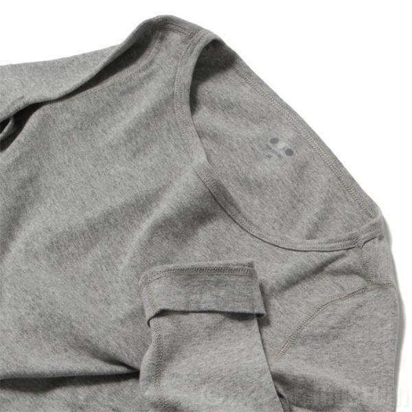 スリードッツ Three dots 7分袖 ボートネック Tシャツ カットソー レディース ジェシカ AA4W033|mike-museum|04