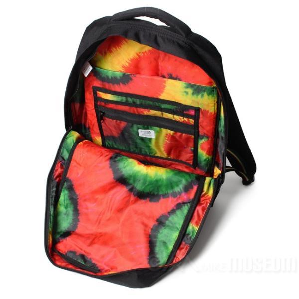 【全品ポイント5倍! 28日(火)1:59まで】ニクソン リュック バッグ 売れ筋 NIXON ビーコンバックパック2 Beacons Backpack II ラスタ RASTA C2822111400|mike-museum|05