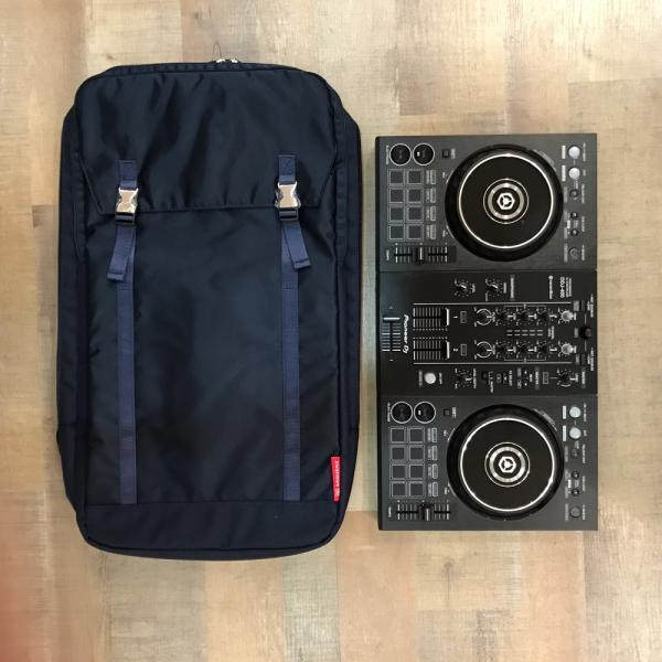 SEQUENZ シーケンツ MP-TB1 DJコントローラーや小型シンセに最適 多目的バッグパック