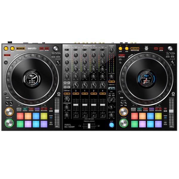 《教則動画付属》 PIONEER DJコントローラー DDJ-1000SRT +  ヘッドホン + スピーカー + ラップトップスタンド mikidjs 06