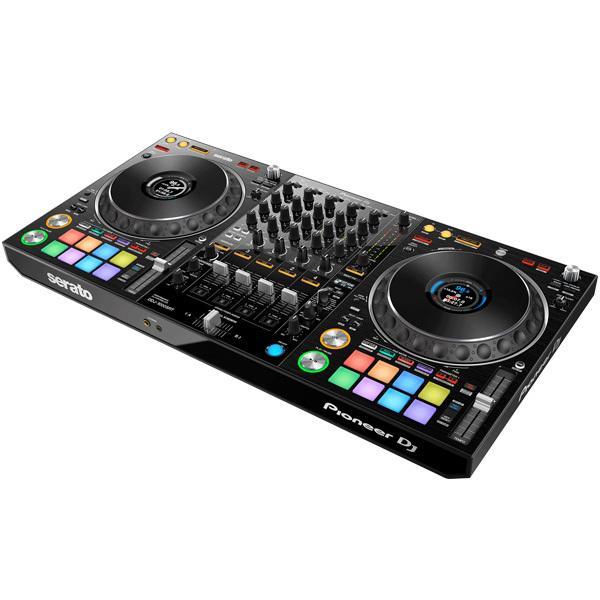 《教則動画付属》 PIONEER DJコントローラー DDJ-1000SRT +  ヘッドホン + スピーカー + ラップトップスタンド mikidjs 07