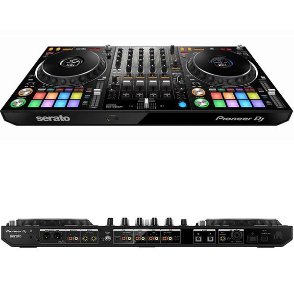 《教則動画付属》 PIONEER DJコントローラー DDJ-1000SRT +  ヘッドホン + スピーカー + ラップトップスタンド mikidjs 08