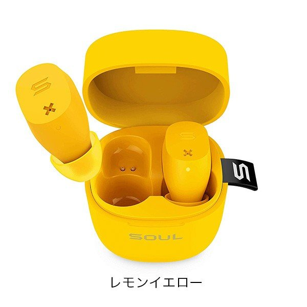 SOUL ワイヤレスイヤホン ST-XX Bluetooth5対応 最大2O時間 IPX5 オートペリング 国内正規輸入代理店商品 送料無料|mikigakki|06