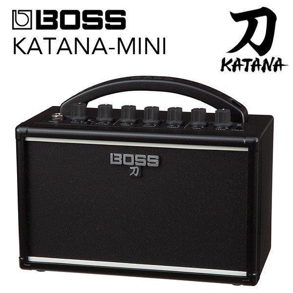 BOSS ボス KATANA-MINI カタナアンプミニ KTN-MINI ギターアンプ 送料無料|mikigakki