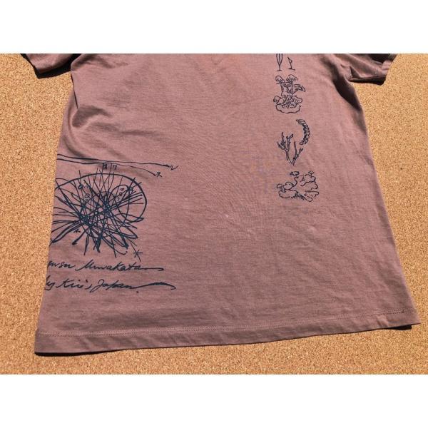 南方マンダラTシャツ【南方熊楠顕彰館オリジナルグッズ】 在庫限り|mikumanonet|02