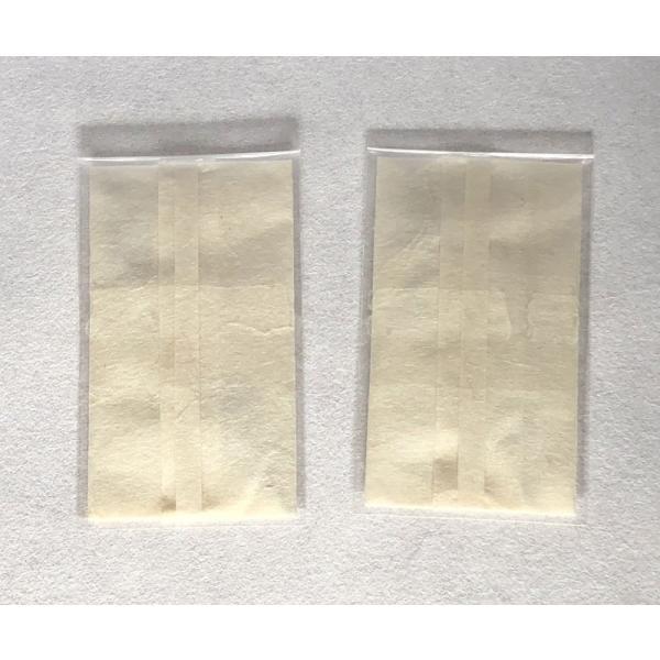 梛(ナギ)の押し葉、熊野紙包み(2枚セット)|mikumanonet|03