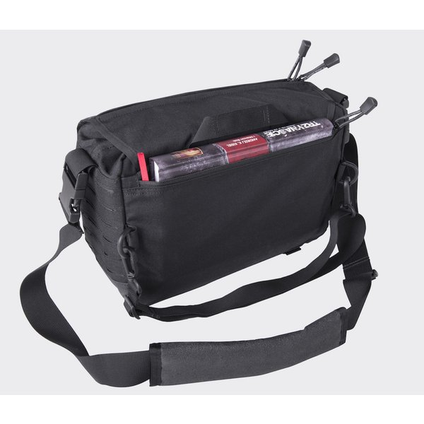 DIRECT ACTION SMALL MESSENGER BAG スモール メッセンジャー バッグ Cordura Black/TB-SMS-CD-01//DA