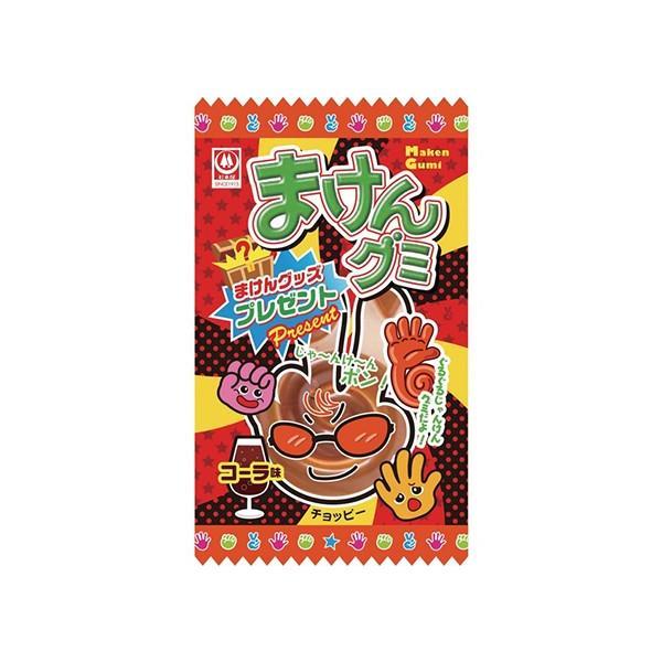 杉本屋製菓 まけんグミコーラ (20入り)
