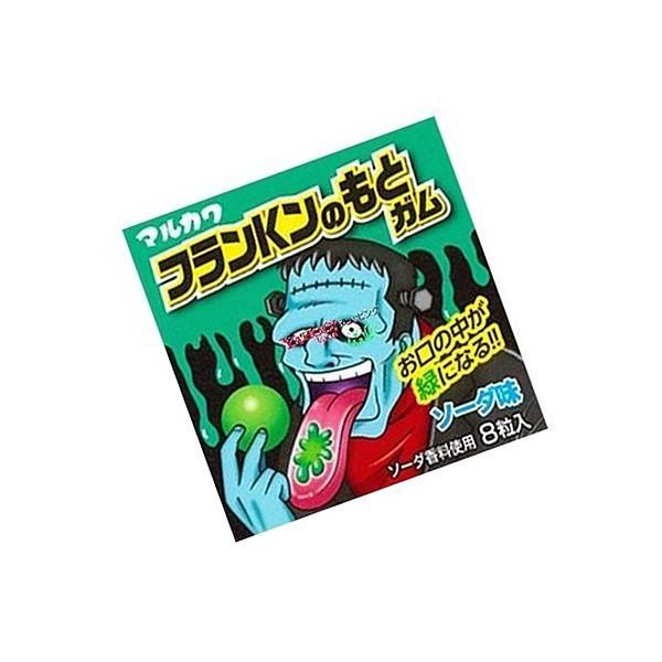 丸川製菓 フランKンのもとガム(18入り)