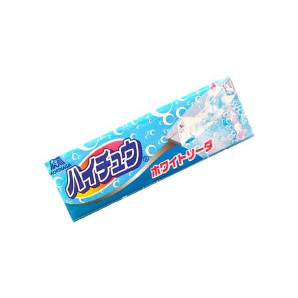 森永製菓 ハイチュウホワイトソーダ(20入り)