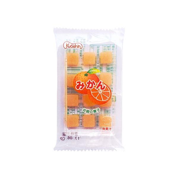 共親製菓 袋入りみかん餅(20入り)