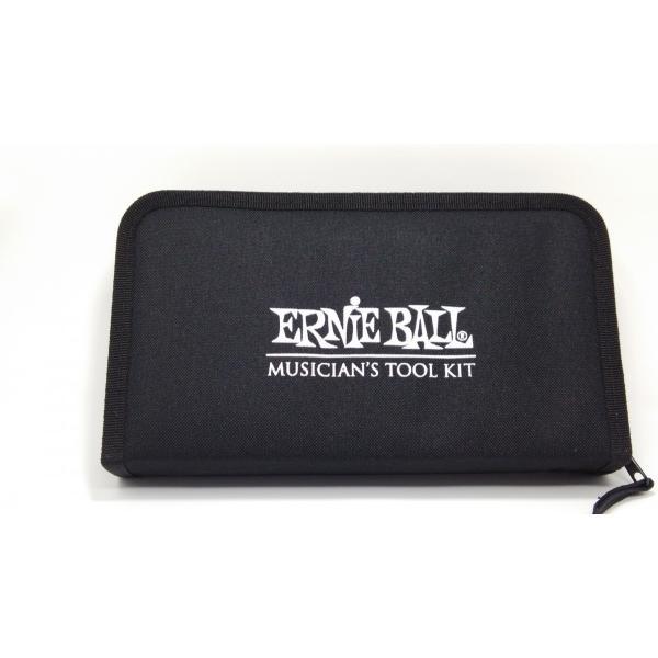 ERNIEBALL ギター メンテナンス キット アーニーボール ツールキット ポリッシュクロス付|millennium-store|04