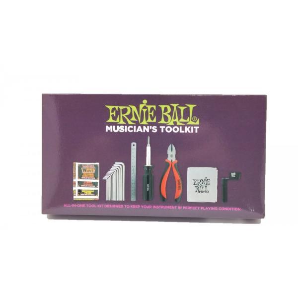 ERNIEBALL ギター メンテナンス キット アーニーボール ツールキット ポリッシュクロス付|millennium-store|05