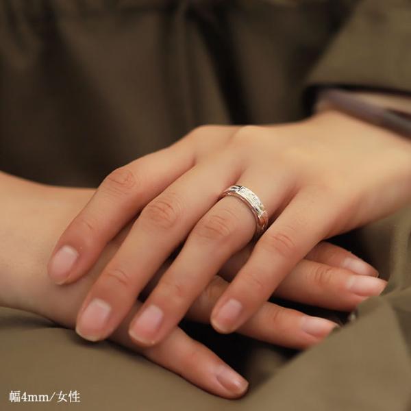 ハワイアンジュエリー 指輪 レディース メンズ ピンキーリング シルバー925 ブランド ハワジュ 刻印無料 1号〜29号 SR301|millionbell|08