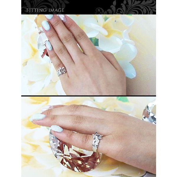 ハワイアンジュエリー 指輪 レディース リング シルバー925 シンプル ハワジュ ホヌ 刻印無料 TMR1371|millionbell|05