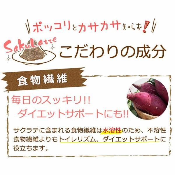 ダイエット 食品 サクラテ 5包入1杯あたり約178円 お試し メール便送料無料 難消化性デキストリン|milltomo|09