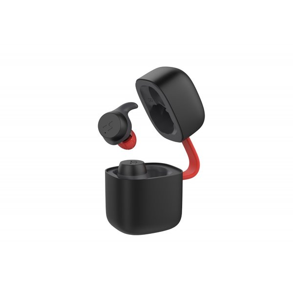 最新型 完全・ワイヤレスイヤホン Havit G1pro Black and Red|mimisola-audio