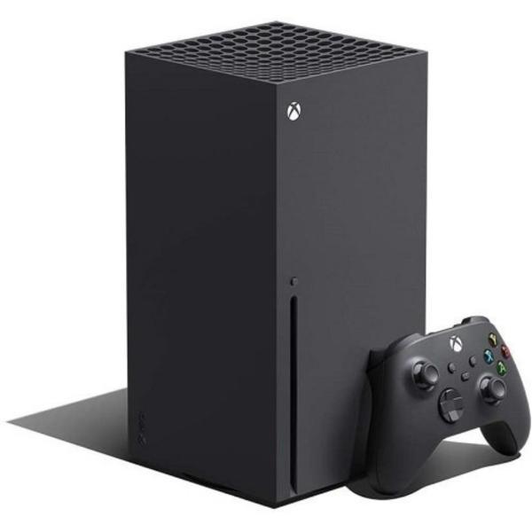 新品MicrosoftXboxSeriesXRRT-00015黒エックスボックスシリーズエックス1TB