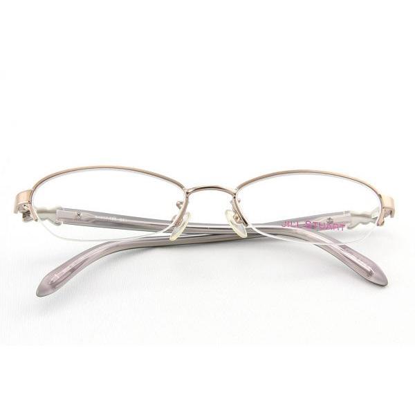 JILL STUART(ジル スチュアート)度なしレンズ付メガネセット メタル/プラスチックフレーム【05-0168-1-D】