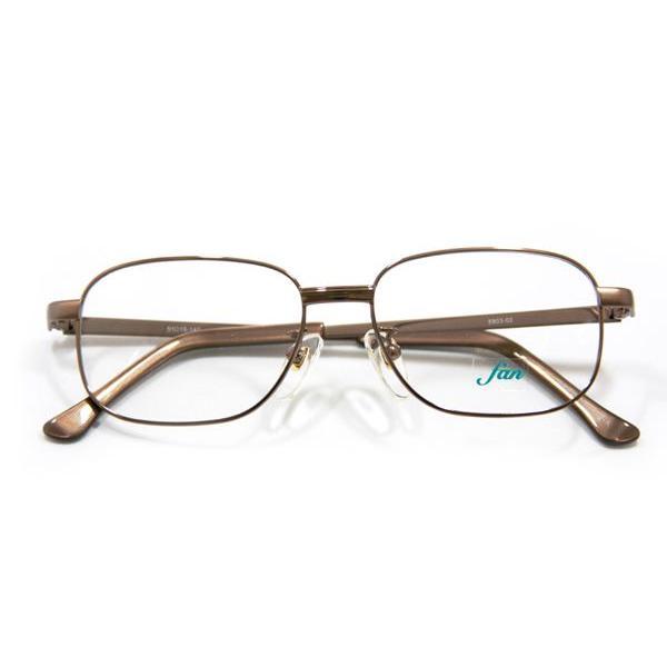 乱視用薄型レンズ付メガネセット メタルフレーム【5903-02-51】
