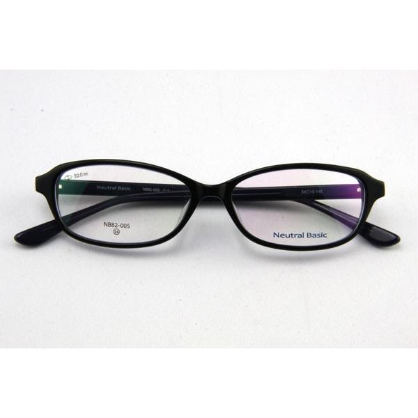 近視レンズ付メガネセット プラスチックフレーム【NB82-005-C-1】