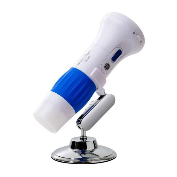 ポイント15倍ミヨシ(MCO) ワイヤレスデジタル顕微鏡 UK-04