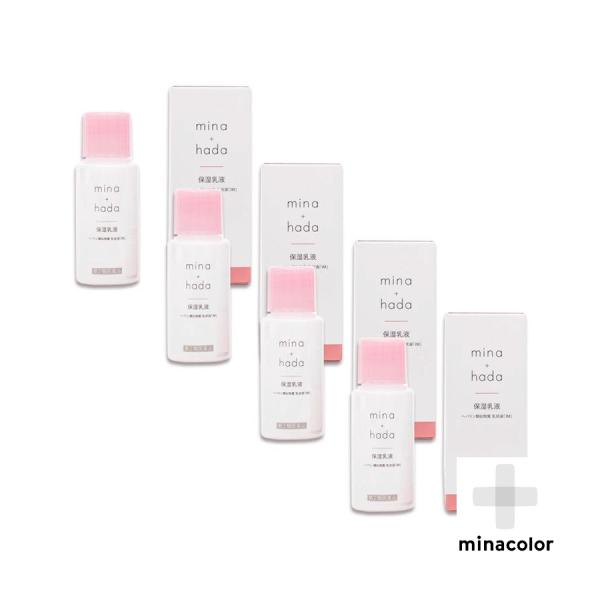 ミナハダ ヘパリン類似物質 乳状液 50g ×4個 ヒルドイドと同じ有効成分 乳液タイプ (第2類医薬品)|minacolor