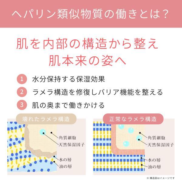 ヘパリン類似物質 乳状液 50g ヒルドイドと同じ有効成分 乾燥肌 (第2類医薬品) 乳液 乾燥肌 美容|minacolor|05