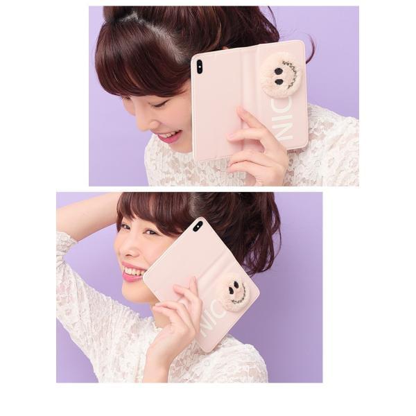 Android Disney Mobile ケース 手帳型 スマホケース docomo 全機種対応 らくらくスマートフォン4 ベルト無し おしゃれ 女子|minacorporation|07