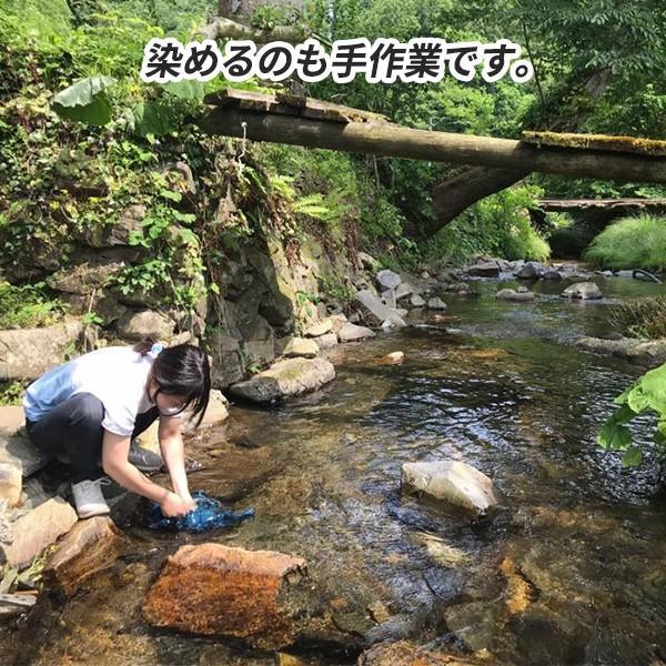 南三陸 藍染め手ぬぐい 手拭い ネコポスOK 父の日 返礼品|minamisanriku-hukko|08