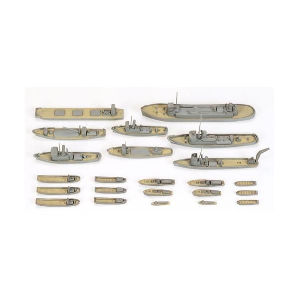 1/700 ウォーターラインシリーズ 31509 情景タグボートセット