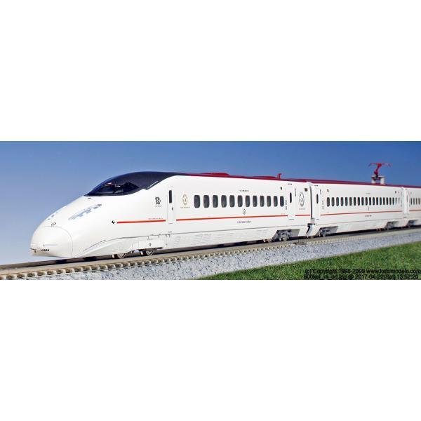 カトー 800系新幹線 「さくら・つばめ」 6両セット 10-865