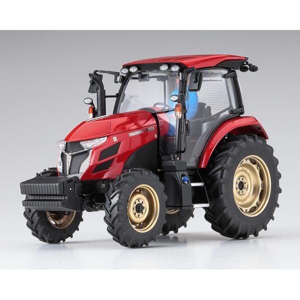 1/35ヤンマートラクターYT5113AハセガワWM05プラモデル