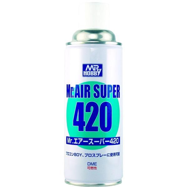 Mr.エアースーパー420  エアー缶 GSIクレオス PA200