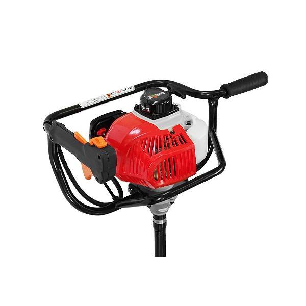 カーツ エンジンオーガー AG260 (22.5cc/ドリル無し)小型軽量 [アースオーガー 穴掘り機 ・穴掘機]|minatodenki|02