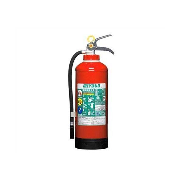宮田工業 粉末ABC消火器 エコアンスル EFC20 《リサイクルシール代込》 [20型/50型車載式]