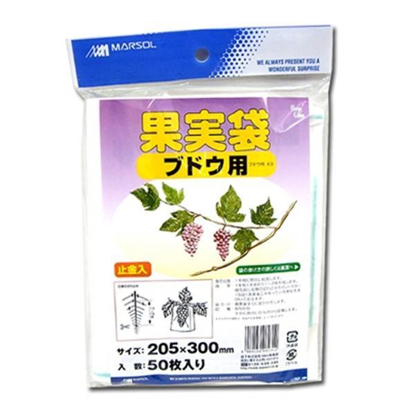 日本マタイ 果実袋 50枚入 ブドウヨウ ダイ 4989156082312 [収穫用品]
