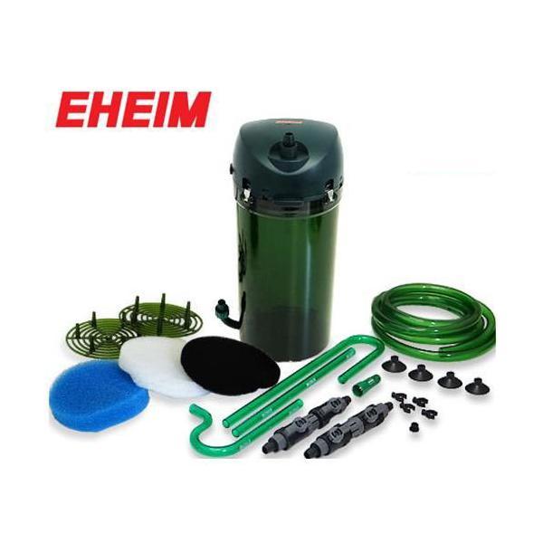 エーハイム エーハイムフィルター500 60Hz 西日本用/2213820 (45cm〜75cm水槽用) [EHEIM EF-500 外部フィルター]