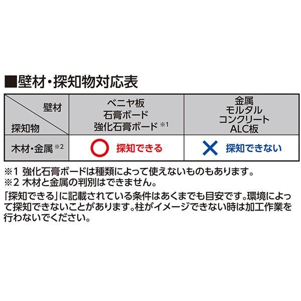 シンワ測定 下地センサー Basic 78575 [シンワ 下地センサー 下地探し]|minatodenki|03