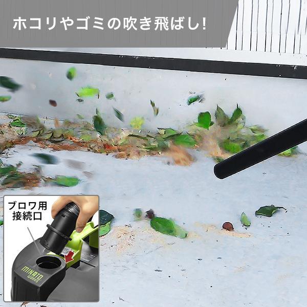 ミナト 乾湿両用掃除機 バキュームクリーナー MPV-301 (容量30L/コード10m+ホース2mのロング仕様)|minatodenki|06