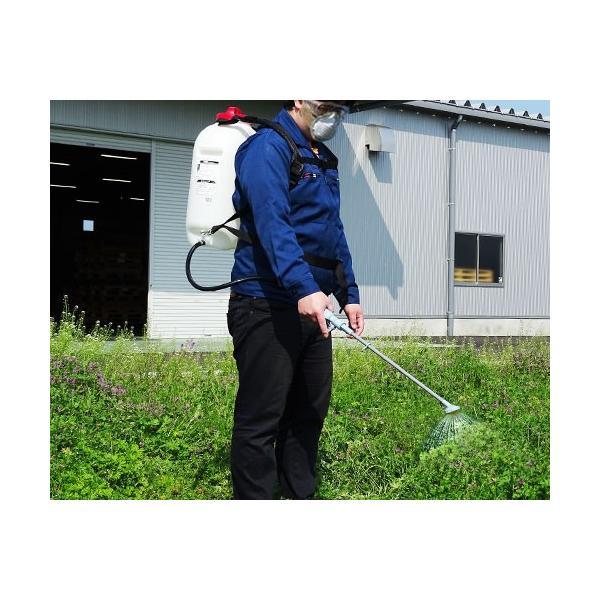 工進 除草スプレー JR-20 (落下式/容量20L) [除草剤 噴霧機 噴霧器]|minatodenki|02