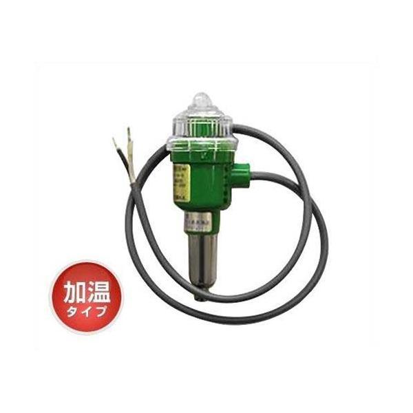 昭和精機加温用サーモスタットグリーンサーモES-5(100V・200V対応)