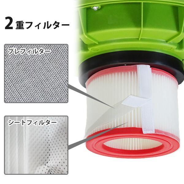 ミナト 乾湿両用掃除機 バキュームクリーナー MPV-101 [業務用 掃除機 集塵機]|minatodenki|03
