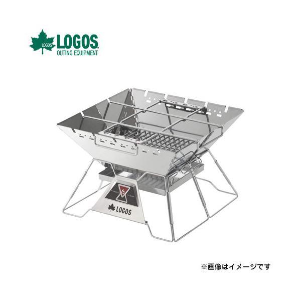 ロゴス(LOGOS) LOGOS The ピラミッドTAKIBI L 81064162 [バーベキュー クーラー 焚き火・囲炉裏・かまど]|minatodenki