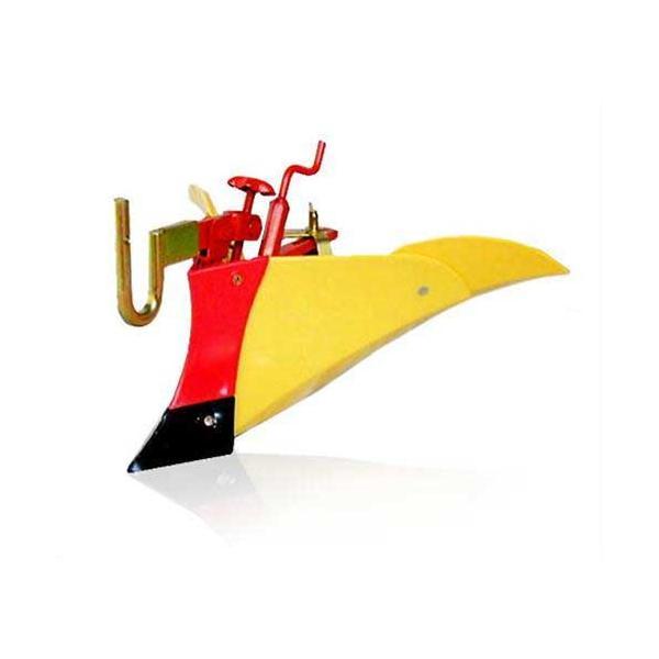 ニューイエロー培土器 尾輪付きタイプ MKR300 A-48991 (対応機種:マキタ PR2200・RC3000/イセキアグリ VAC3600)