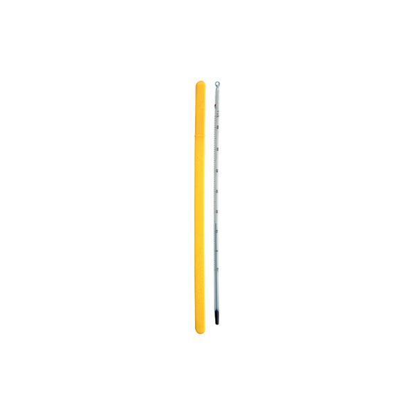 シンワ測定 棒状温度計 H-7 アルコール 青液 -10〜65℃ 30cm 72577 4960910725775 [温度計 湿度計 環境測定器]