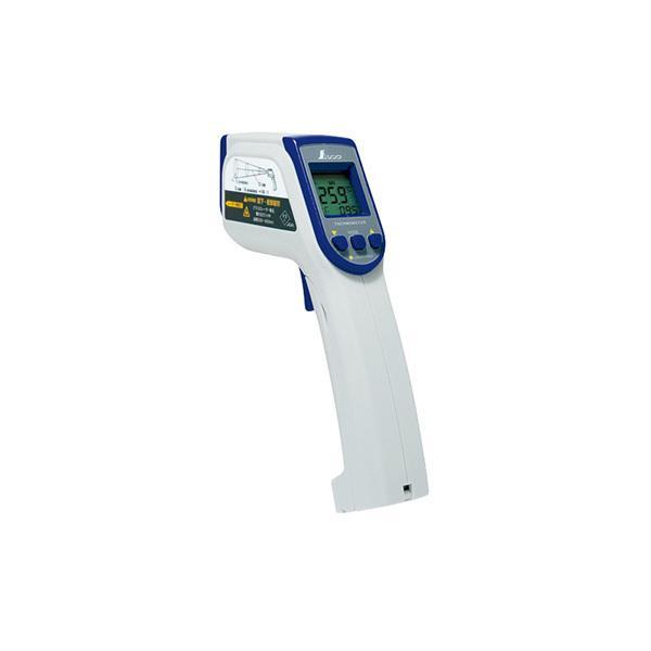 シンワ測定 放射温度計 C レーザーポイント機能付 放射率可変タイプ 73014 4960910730144 [温度計 湿度計 環境測定器]